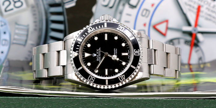 Rolex - Submariner (No Date) 14060  - Herren - 1990-1999