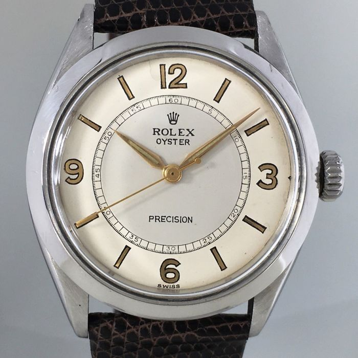 Rolex - Oyster Precision - 6480 - Unisex - 1950-1959