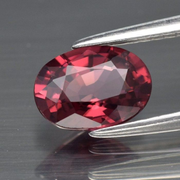 Rosa violaceo Spinello - 1.18 ct