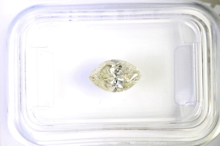 AIG Antwerp Diamond - 0.99 ct - I, I1