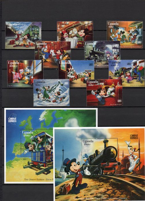 World 1984/1999 - Walt Disney