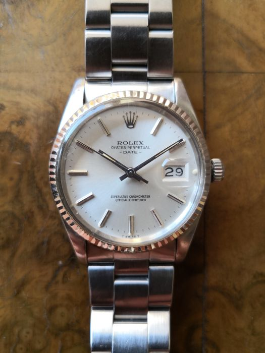 Rolex - Oyster Perpetual Date 15000 - Hombre - 1980-1989