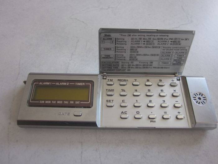 Tiny calculator Casio MQ2  - Catawiki