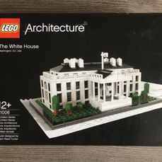Architecture - 21006 - The White House