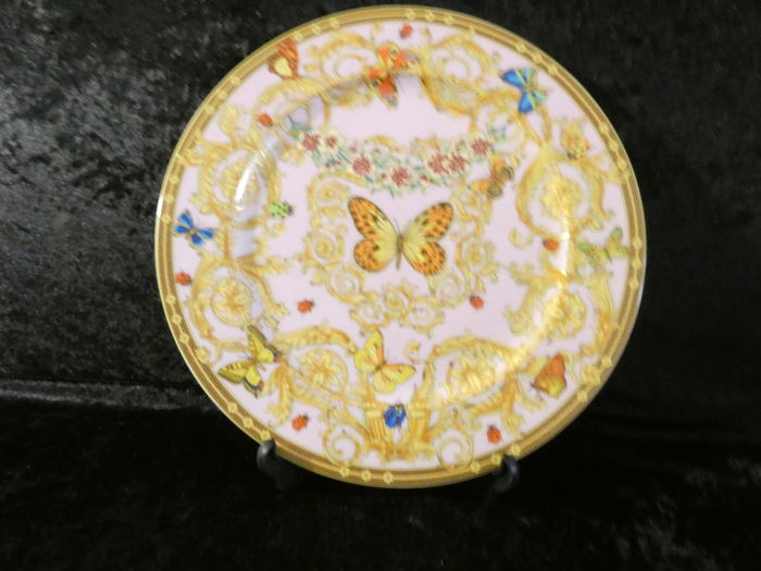 a7fc70f0 Rosenthal Versace Plate - Catawiki