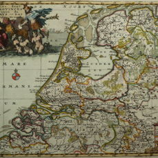 Cartography auction (NL)