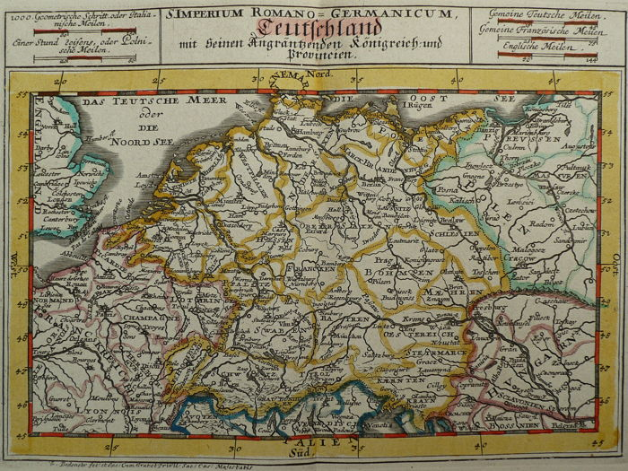 Map Of Germany And Surrounding Countries.Germany Surrounding Countries Gabriel Bodenehr S Imperium