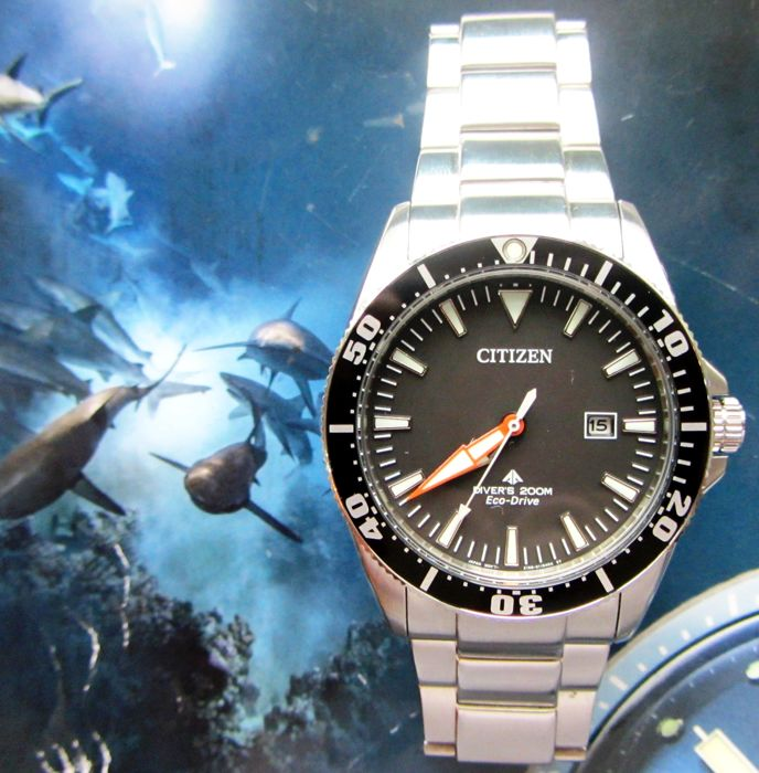 Citizen - Eco Drive Promaster Excalibur 200M ISO certified - Catawiki