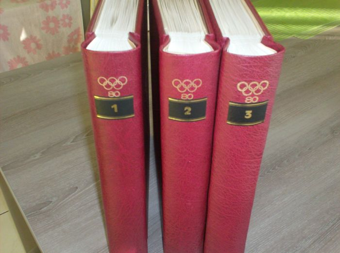 world 1980/1980 - Thematik, Olympic Games 1980