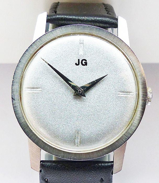 Jaquet Girard S.A. 17Jewels Ultra Slim Line Herren Armbanduhr 3019 Men 1960 1969 Catawiki