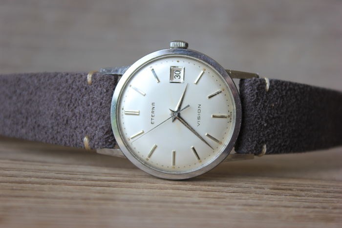 Eterna - Vision Date - NO RESERVE PRICE - Men's - 1960–1969