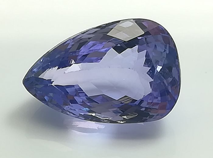Tanzanite Bluastro-violetto - 3.02 ct
