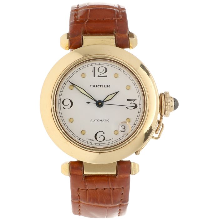 Cartier - Pasha de Cartier - 1035 - Men - 2000-2010