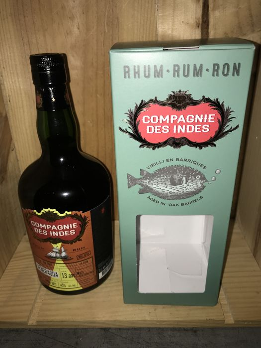Veneragua 2005 13 years old Compagnie des Indes - Small Batch multi-distilleries - 70cl