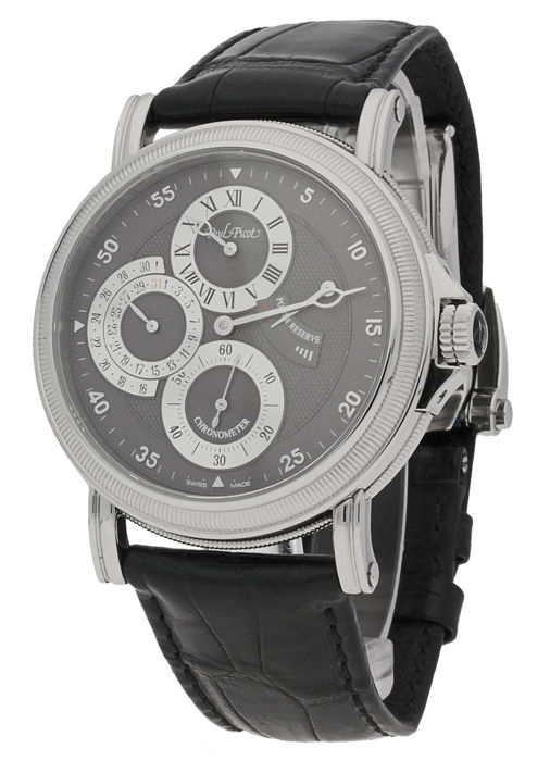 Paul Picot - Atelier Regulateur Datum Automatik Chronometer - P3040.SG.3201 - Men - 2011-present