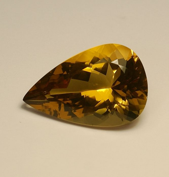 Citrine  , 27.13 ct    NO RESERVE
