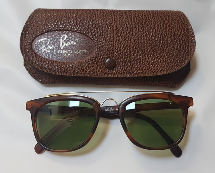 2af26f9cefd887 Bausch and Lomb Ray Ban USA - Gatsby Style 5 - Lunette de soleil ...