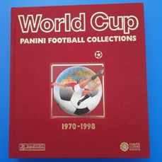 Panini - World Cup Collections 1970-1998 - Album.