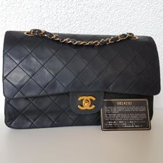 95e7e0c292 Chanel - medium classic flap bag Borsa a spalla - Vintage