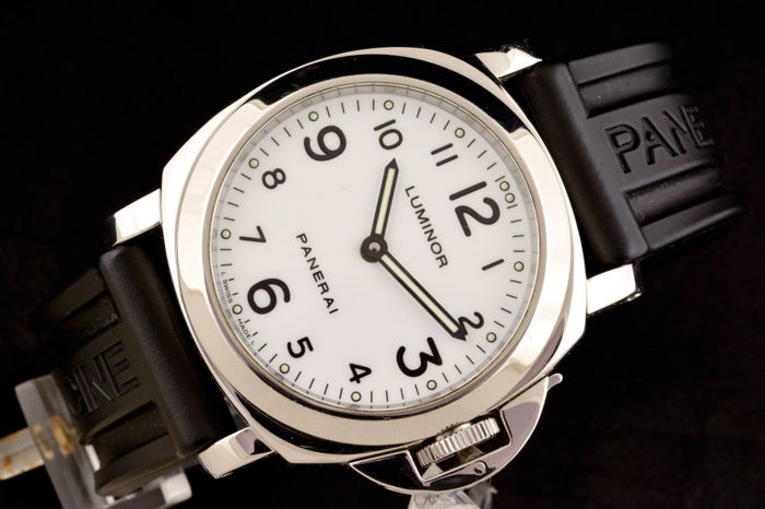 Panerai - Luminor White Automatic Limited Edition - OP 6568 - Men - 2000-2010