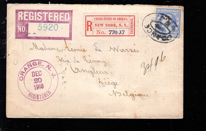 World 1896/1943 - Scadta airmail