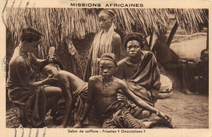 Mission In Africa 60x Various Types From Different Countries