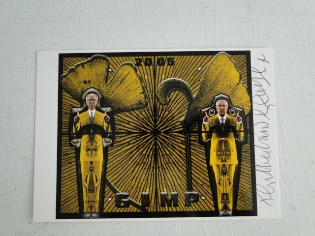 Gilbert and George Signed - AbeBooks
