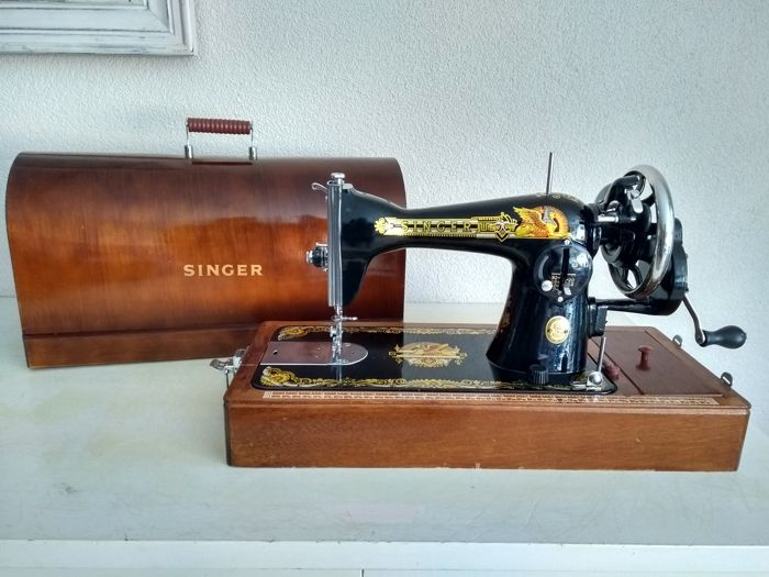 Beautiful Singer 40 Sewing Machine With Dust Cover Taiwan Second Cool Second Sewing Machine