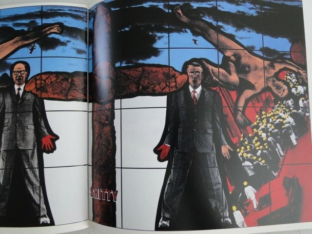 Pin on Gilbert and George - The Naked Shit Pictures (1994)