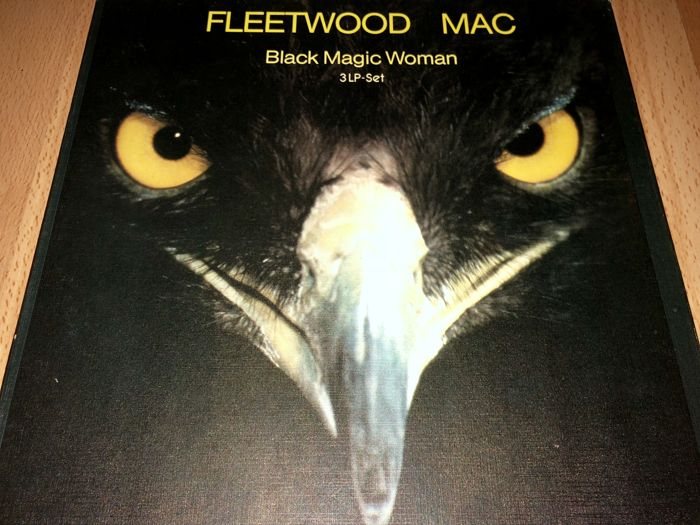 Fleetwood Mac - Black Magic Woman 3LP Boxset