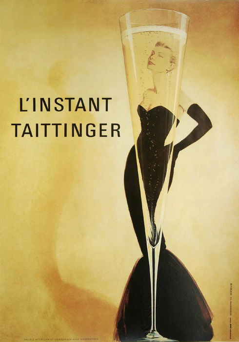 Anonymous - L'instant Taittinger - Anni '80