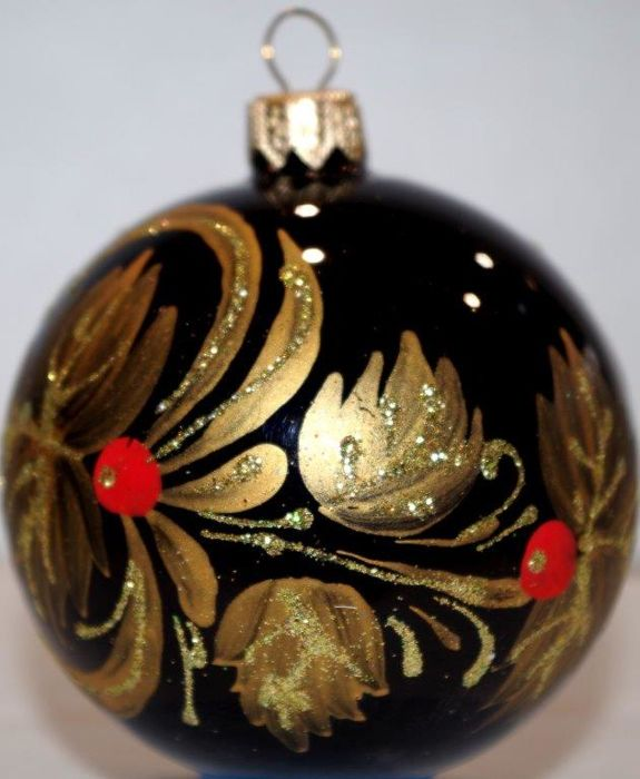 black and gold yellow christmas balls christmas balls handmade 10 motive je 10 30 stk glass - Black And Gold Christmas Ornaments