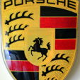 Auktion over Porsche automobilia