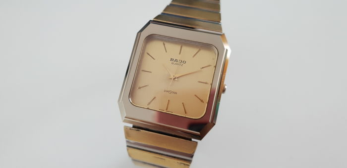 002ddedb427 Rado - Diastar Quartz - 132.9531.3 - Men - 1980-1989 - Catawiki