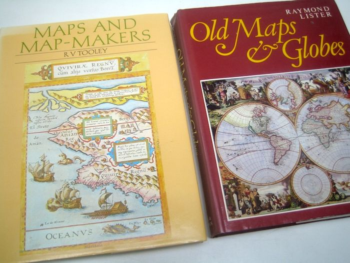 World Raymond Lister Old Maps Globes 1500 1850 Catawiki