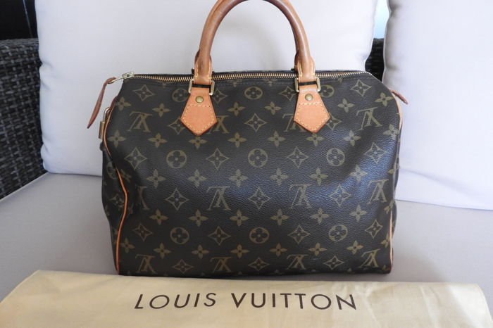 Louis Vuitton - Speedy 30 Sac à main - Catawiki 09a90847120