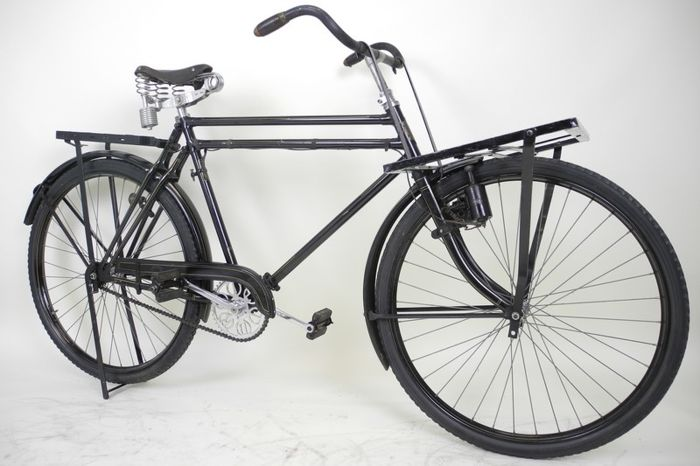 Cycles Leemans - Transportfiets - classic cruiser - 1935