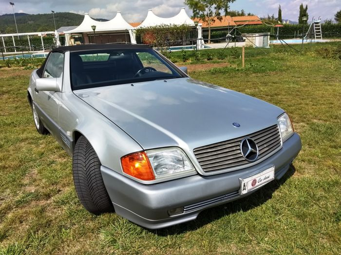 Mercedes-Benz - SL 300-24V - 1993
