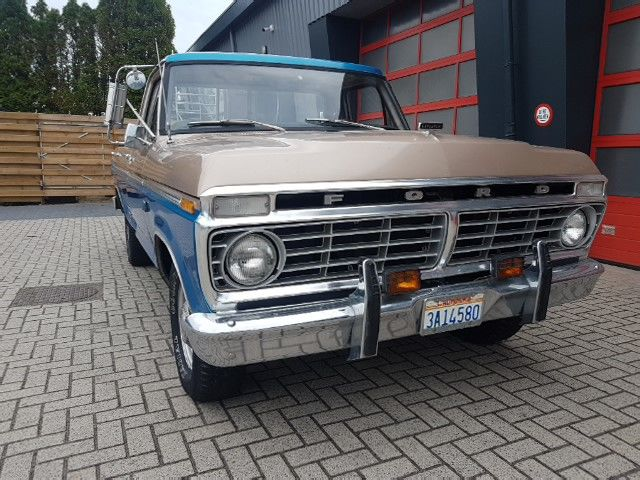 Ford - F100 Pick up - 1973