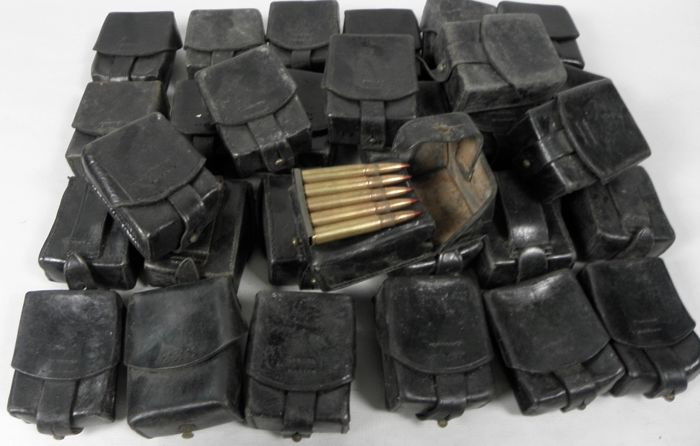Spain - Army/Infantry - 30 Cartridges - 1943