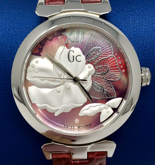 """Guess - GC LadyBelle  New - Y22005L3 - """"NO RESERVE PRICE"""" - Women - 2011-present"""