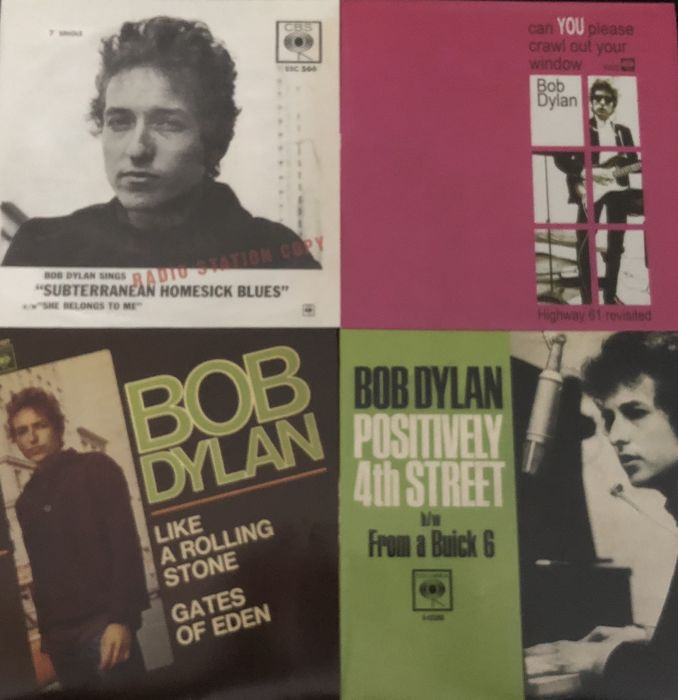 Bob Dylan Can You Please Crawl Out Your Window Catawiki