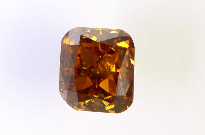 Diamante - 0.53 ct - Cuscino - VS2