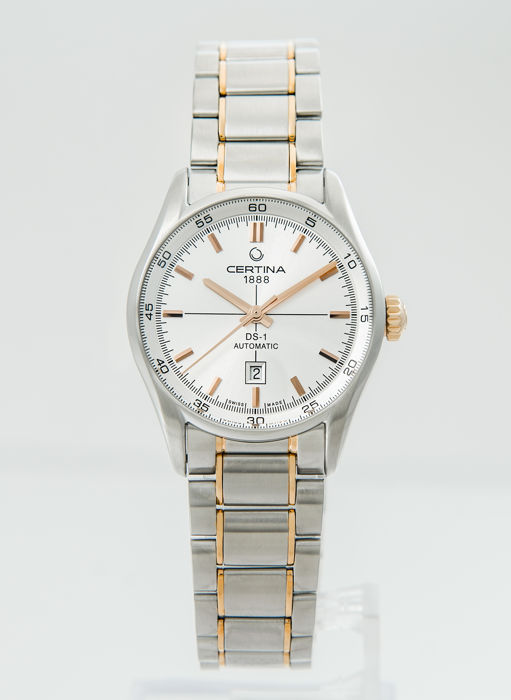 Certina - DS 1 Ladies' Automatic Silver Dial - C006.207.22.031.00 - Damen - 2011-heute
