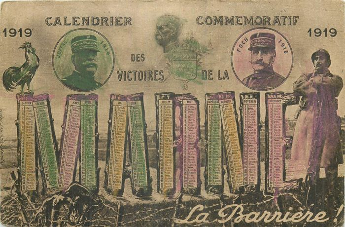 Calendrier 1919.France Navy Selection Of 40 Old Postcards Catawiki