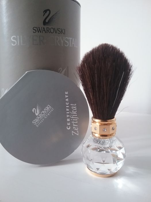 Swarovski - Makeup shaving brush