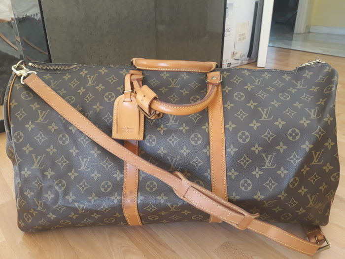 Louis Vuitton - Keepall 60 Monogram Utazótáska - Vintage - Catawiki c2fb84d061