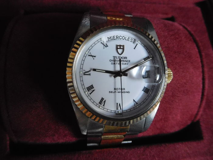 Tudor - oyster-prince DATE DAY - 94613-9450 - Men - 1990-1999