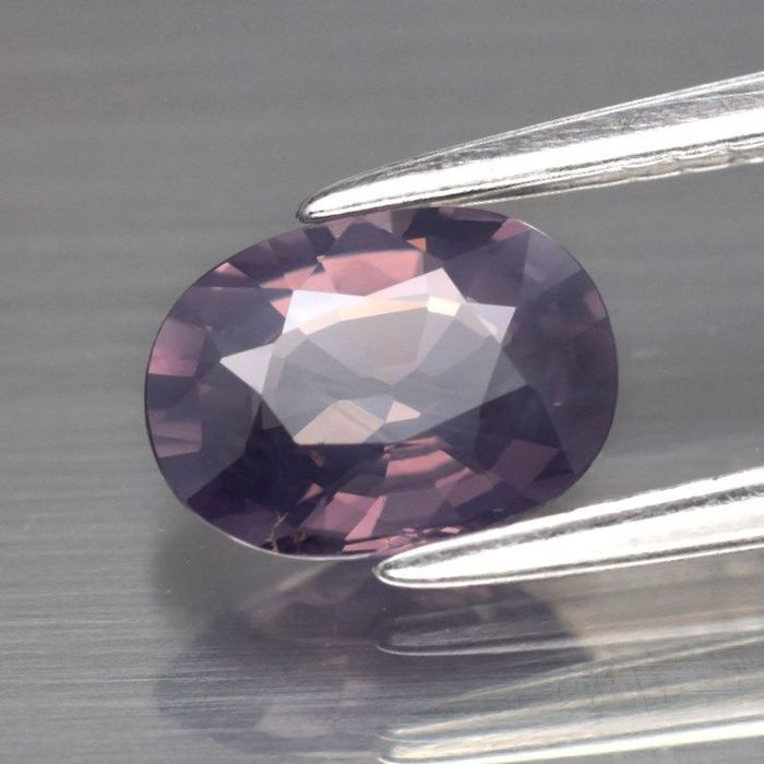 Puble blauw Spinel - 1.03 ct