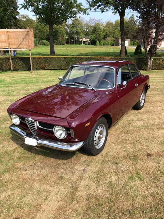 Alfa Romeo - 1300 GT Junior Scalino - 1970